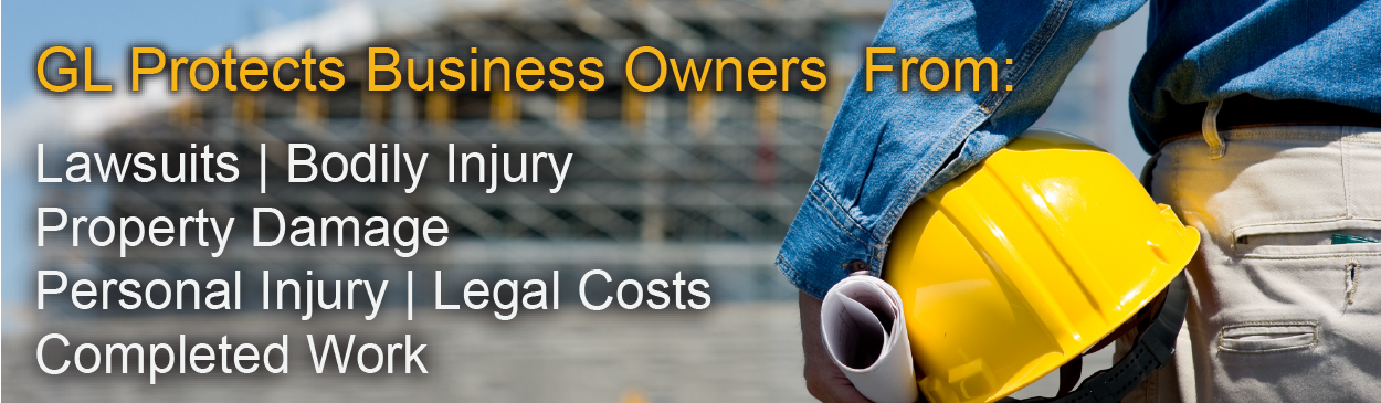 General liability insurance protects business owners from lawsuits and accidents.
