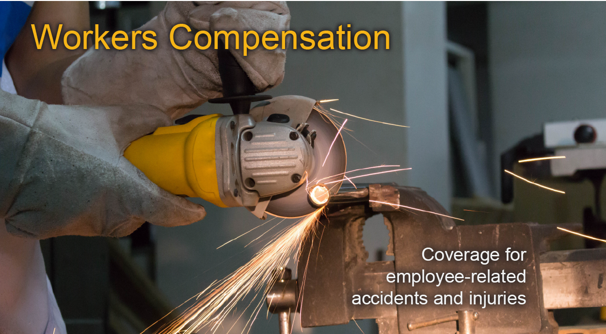 Workers compensation is employers liability coverage for injured workers.